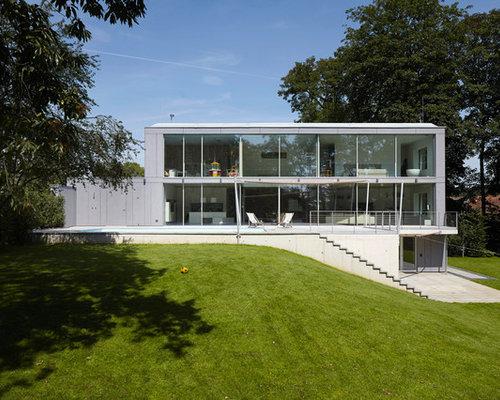 Moderne Häuser Ideen, Design & Bilder | Houzz