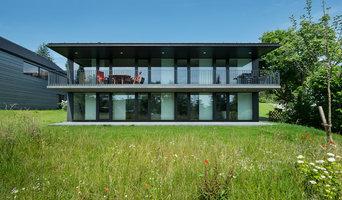 Wohnhaus H15 Ostansicht