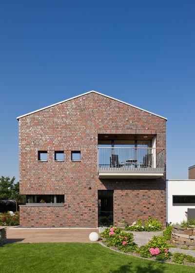 Modern Häuser by Bartels Architektur