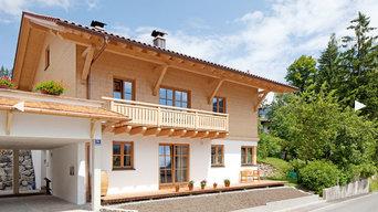 Wunderschönes HOLZPUR Haus