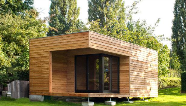 Modern Häuser By R O I K Architekt