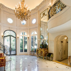 Mediterranean Hall by W Architectural Photography