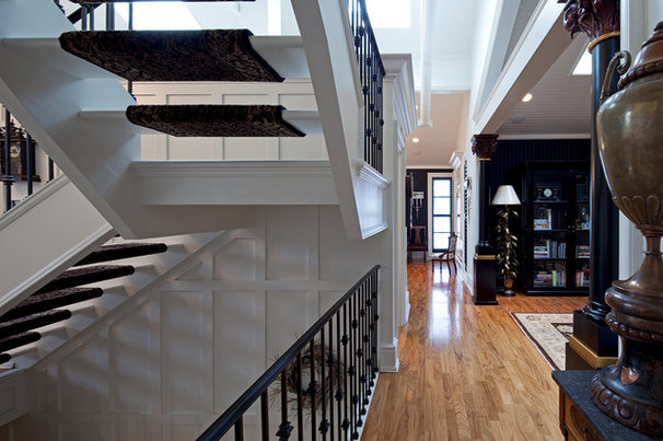 Contemporary Hall by Peter A. Sellar - Architectural Photographer