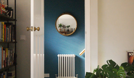 8 Hallway Colours That Aren't White or Grey