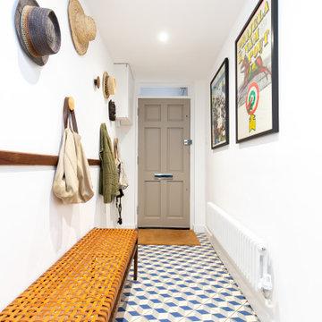 2 bedroom maisonette conversion