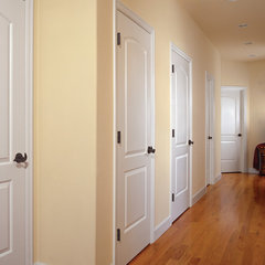 contemporary interior doors by HomeStory