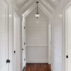 Traditional Hall by Cobb Architects