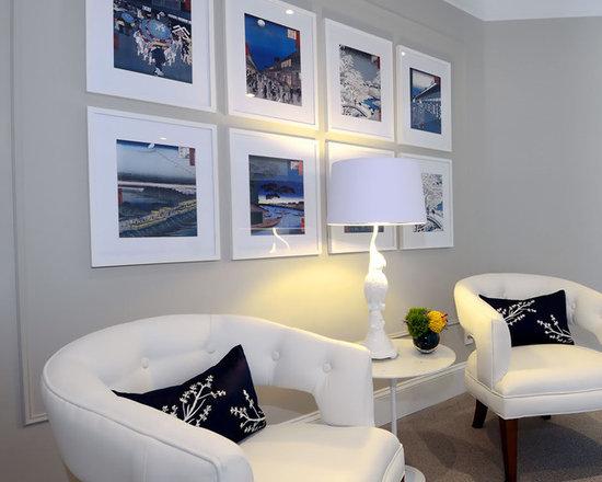 White Wall Frames white frames | houzz