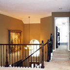 Beach House Traditional Hall Dc Metro By Rill