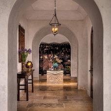 Mediterranean Hall by Homer Oatman, AIA