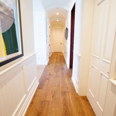 Traditional Hall by Warren Christopher Fine Floor Coverings