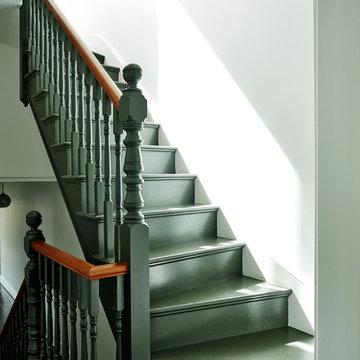 3. Attic stair