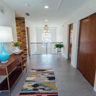 Photo of a midcentury hallway in Other.