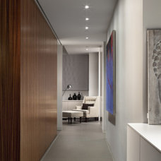 Modern Hall by Fiedler Marciano | Architecture
