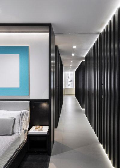 9 idées de couleurs pour repeindre un couloir