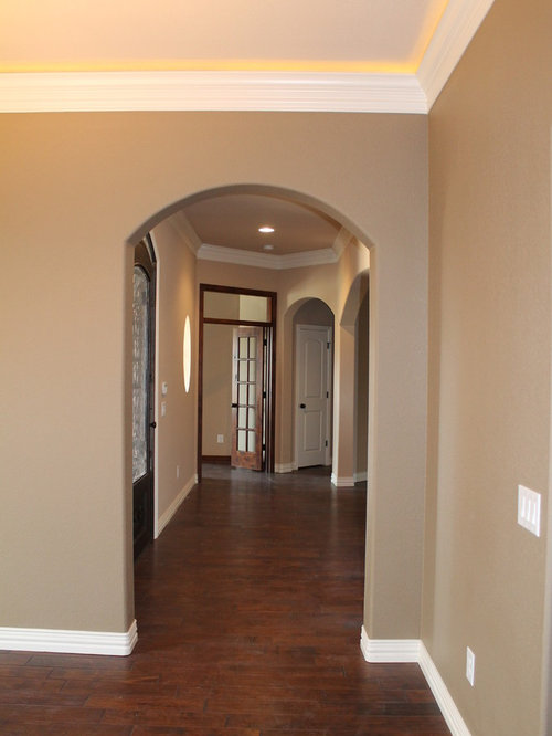 Practical Beige Home Design Ideas, Pictures, Remodel and Decor