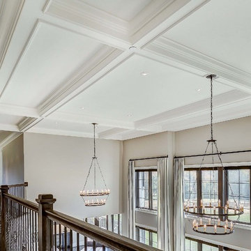 7500 SF Open Style French Country Home