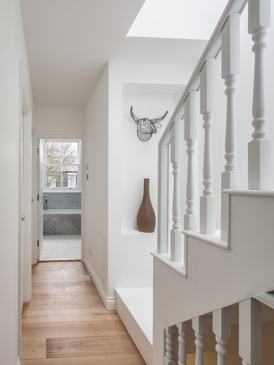 Houzz tour a west london victorian terrace is totally for Interior designers london list