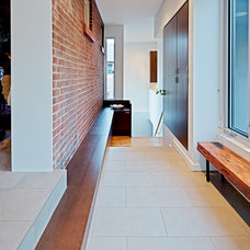 Modern Hall by Peter A. Sellar - Architectural Photographer
