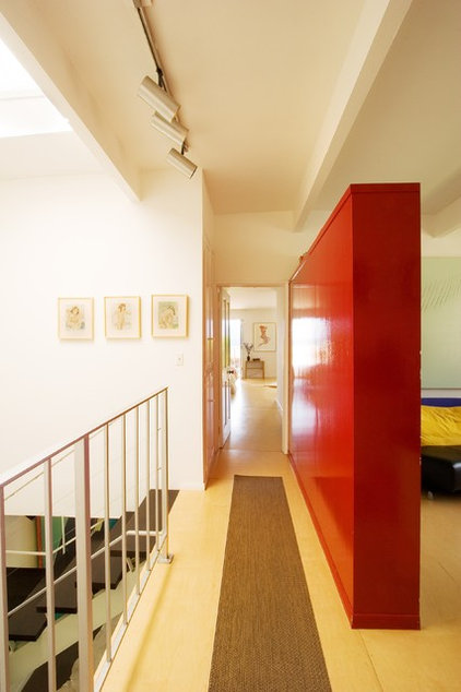 Contemporary Hall by emily jagoda