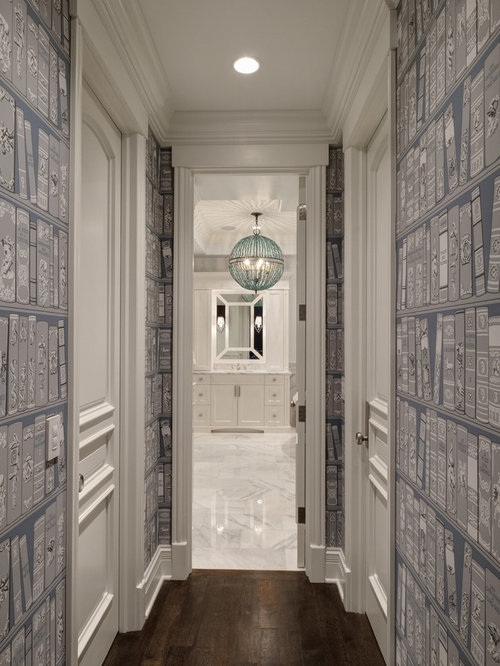 Wallpaper For Halls Houzz