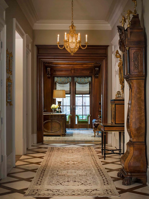Victorian Foyer Decorating Ideas : Victorian dallas hallway design ideas pictures remodel