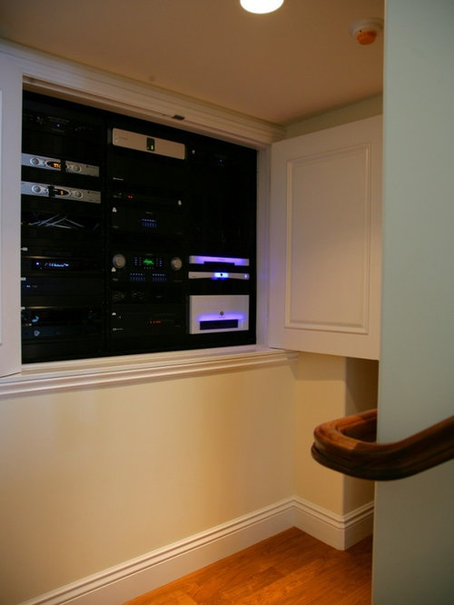 Media Closet Houzz
