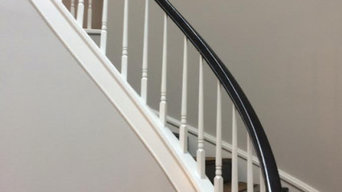 AA Staircase Painting