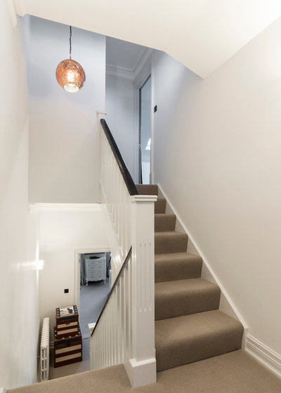 Traditional Hallway & Landing by Orchestrate