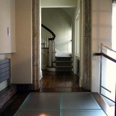 Modern Hall by Abelow Sherman Architects LLC