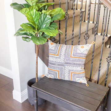 Accessories Liven Up A New Home