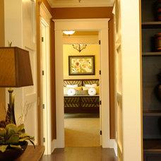 Hall by Weaver Custom Homes