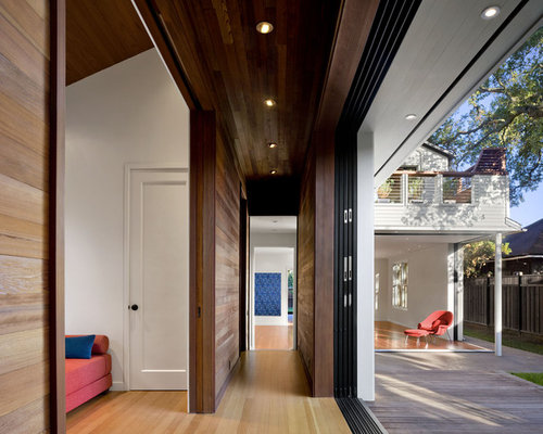 Exterior Pocket Door Houzz