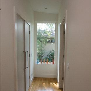 AFTER: Light-filled Hallway