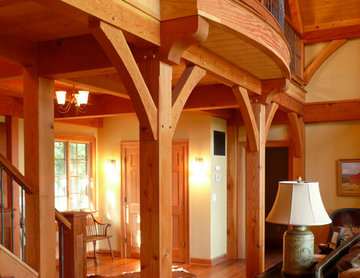 Afton Timber Frame Retreat