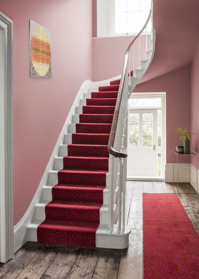 Contemporary Hallway & Landing by Alternative Flooring