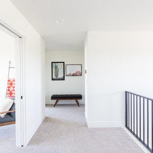 Hallway - scandinavian hallway idea in Boise