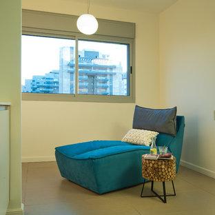 An urban apartment