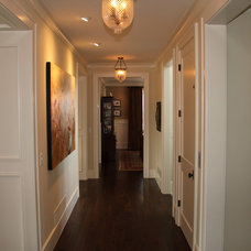Hall by Chalet