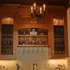 Eclectic Hall by CCS Woodworks Inc.