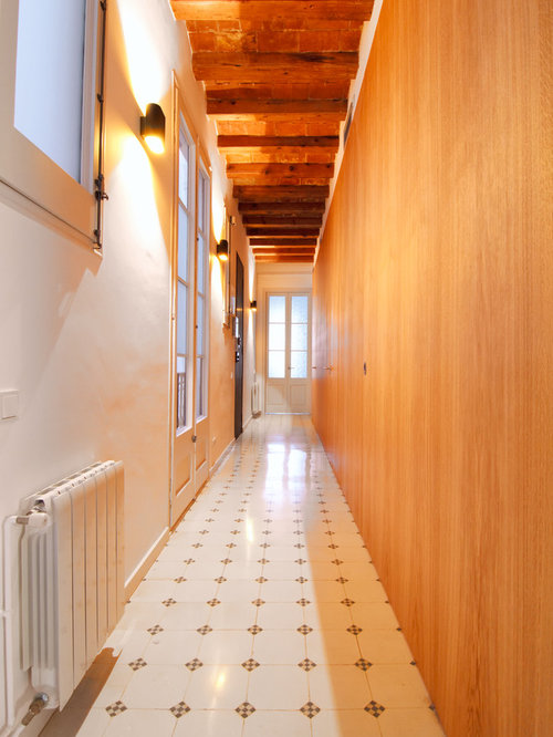 Eclectic Hallway And Landing Design Ideas Renovations
