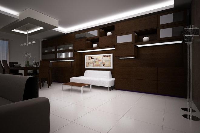 Modern Hall by MO Designs