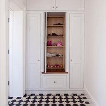 Custom built wardrobes and storage