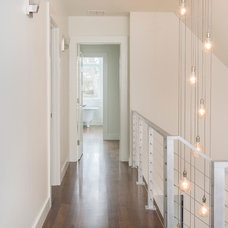 Contemporary Hall by Pinney Designs