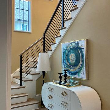 Art Deco New Home - Complete Interior