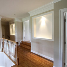 Traditional Hall by Fairhaven Homes