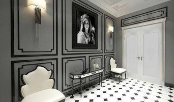 artdeco entrance design