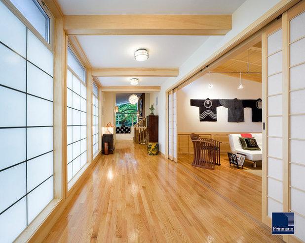 Asian Hall by Feinmann, Inc.