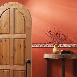 Authentic designs mediterranean doors trustile for Mediterranean interior doors