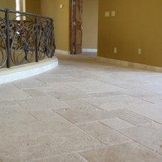 Mediterranean Hall by Authentic Durango Stone™